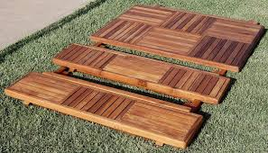 Building Plans For Picnic Table Bench by Redwood Rectangular Folding Picnic Table With Fold Up Legs