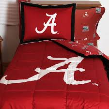 Red King Comforter Sets Bedding U0026 Bed Accessories Alabama Crimson Tide Sears