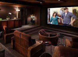 Home Theater Design Pictures 15 Cool And Minimalist Home Theater Design With Sofa Furnitures