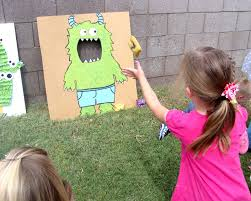 Halloween Party Game Ideas For Teenagers by Best 25 Monster Party Games Ideas On Pinterest Monster