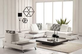 furniture shades of grey color black and white striped couch