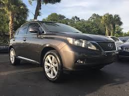lexus rx 350 used miami used lexus rx under 15 000 in florida for sale used cars on
