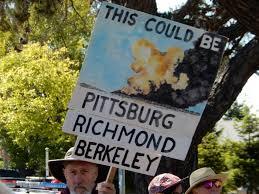 Walking Against Oil and Coal Trains   Richmond Pulse