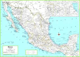 San Luis Potosi Mexico Map by Mexico Maps Pleasing Map Of Mexi Evenakliyat Biz