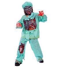 halloween spirit shop amazon com zombie doctor child halloween costume size 4 6 toys