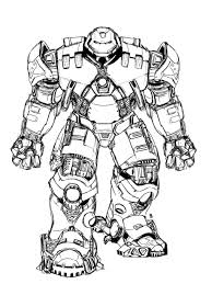 iron man coloring pages free hulkbuster by chocolatebomb247 on deviantart