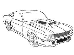 Old Ford Truck Coloring Pages - free printable coloring pages mustang car cooloring pertaining to