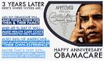 Polling Memo: Happy Anniversary ObamaCare - National Republican ...