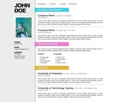 My Cv Creator Online Sample Online Sample Resume   Brefash   online resume template