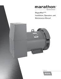 marathon generators magnamax documents