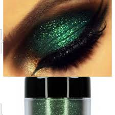 green sparkle u0026 shine loose glitter by city color products