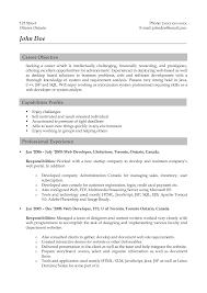 Resume Samples Reddit by Resume Web Developer Resume