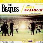 beatles live at shea stadium