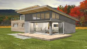 pretty design 9 modern house net shed roof plans zionstar find