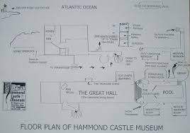 Castle Floor Plan by Saki U0027s World Hammond Castle Interior Castle Floorplan 4