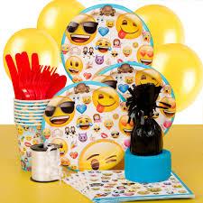 party city halloween backdrop emoji party supplies walmart com
