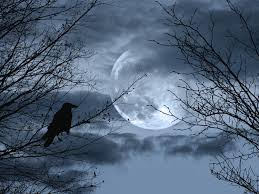 scary moon background not so scary storybook activities scholastic