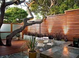modern backyard landscaping garden ideas