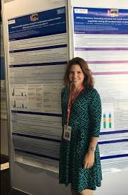 Dr  Dvora Joseph Davey  a former T   fellow  presented her dissertation papers at the      International AIDS Conference in Durban  South Africa