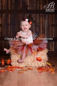 Halloween Costumes Infants 3 6 Months Tiny Turkey Tutu Dress Infant Baby Photo Prop