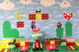 Super Mario Home Decor by Mario Birthday Party Decorations And Walk Through Abe U0027s World
