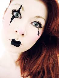 20 scary clown face paint ideas for halloween 2015