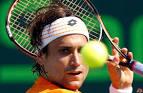 Spain's David Ferrer routs Argentinian Juan Ignacio Chela to Advance at ... - david-ferrer-2011-3-30-16-24-42