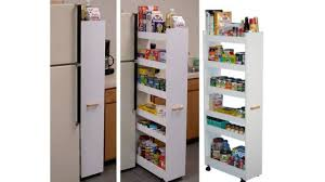 kitchen storage ideas that will enhance your space pull out pantry