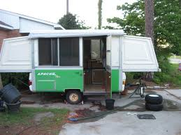 Pop Up Camper Interior Ideas by 1978 Apache Pop Up Trailer Vintage Travel Pinterest Camping