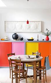 Painting Kitchen Cabinets Two Different Colors Coloured Kitchen Cabinet Doors Images Glass Door Interior Doors