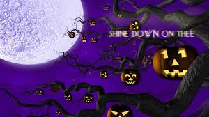 the halloween tree poem hd youtube