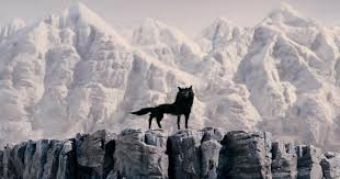 analysis what is the significance of the appearance of the wolf