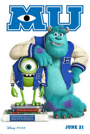 Monsters University (2013) Online