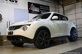 nissan juke white and red j tune performance nissan and infiniti performance specialists