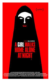 A Girl Walks Home Alone at Night ()