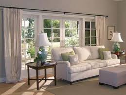 window treatments for large living room windows