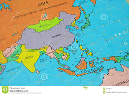 Map Of Asia by Download Map World Asia Major Tourist Attractions Maps