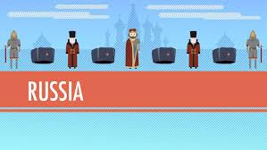 russia the kievan rus and the mongols crash course world