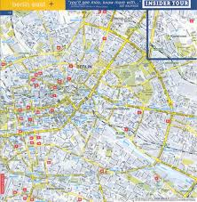 Map Germany by Guide To Bach Tour Berlin Maps