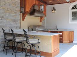 Best Kitchen Cabinets On A Budget by Outdoor Kitchen Ideas On A Budget Pictures Tips U0026 Ideas Hgtv