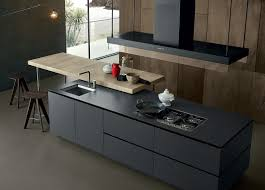 dark contemporary kitchen artex by poliform varenna poliform