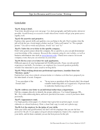 Download Resume Cover Letter Astounding Resume Cover Letter Tips 4 For A Business Proposal