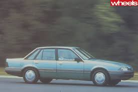 1986 holden commodore no looking back wheels