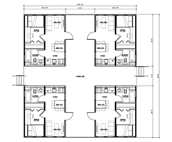 Floor Plans For One Level Homes by 40x28 Container Home Floor Plan Container Pinterest Tiny