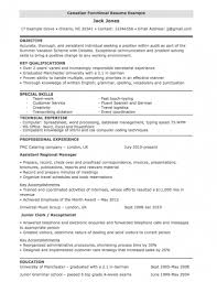 How To Make Resume For Job Functional Resume For Canada Joblers How To Write Cv Profile