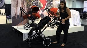 Introducing the new Cybex Priam Stroller    Review   YouTube