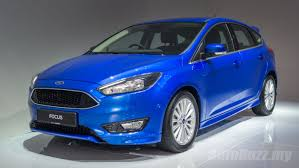 Ford Focus Colours 2016 Ford Focus Facelift Arrives In Malaysia 1 5l Turbo From