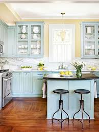 Cabinet Styles For Kitchen Best 25 Yellow Kitchen Cabinets Ideas On Pinterest Colored