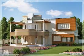unique homes elevation of unique trendy house kerala home