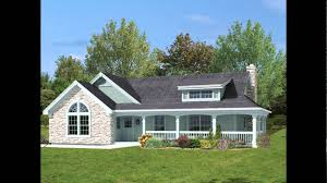 Ranch Style House Plans by Ranch Style House Plans With Basement And Wrap Around Porch